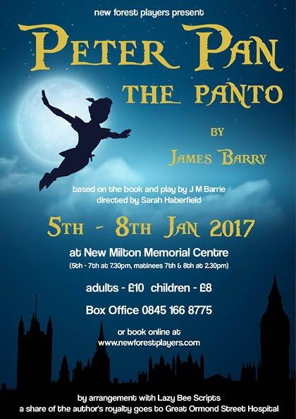 Peter Pan Programme